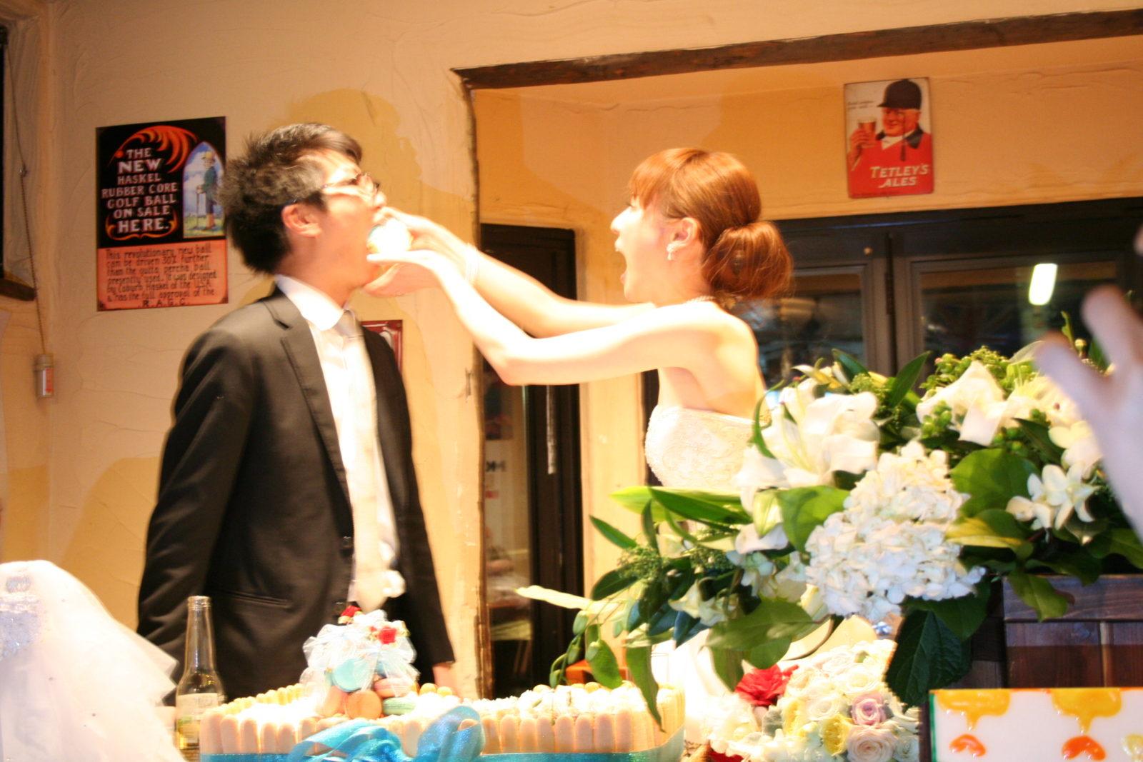 結婚式 二次会 居酒屋